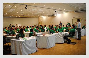 Conheça as experiências de participantes que já vivenciaram nossos programas
